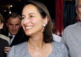 Ségolène Royal, désormais officiellement candidate à la direction du PS