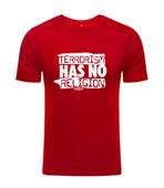 Le tee-shirt fait le musulman