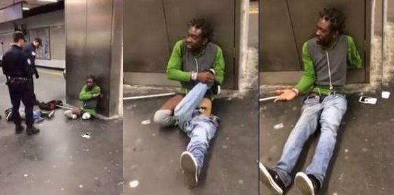 #LaFouilleDeLaHonte : scandale autour du contrôle policier humiliant d'un handicapé (vidéo)