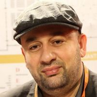 Karim Ouachek, responsable de la Foire musulmane.