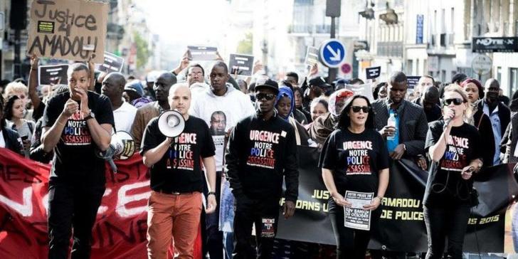 La manifestation parisienne dénonçant les violences policières interdite