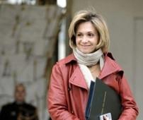 Valérie Pécresse, ministre de l'Enseignement supérieur et de la Recherche