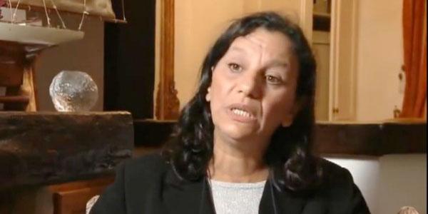Farida Belghoul, pourfendeuse de la théorie du genre.