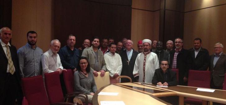 Les responsables catholiques du diocèse de Bourges ont convié, dimanche 29 mai, des responsables cultuels musulmans d'Indre et du Cher à l'archevêché de Bourges pour leur présenter leurs voeux à l'occasion du mois du Ramadan 2016.