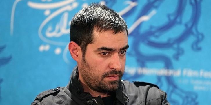 Shahab Hosseini, 42 ans, lauréat du Prix d'interprétation masculine au Festival de Cannes 2016.
