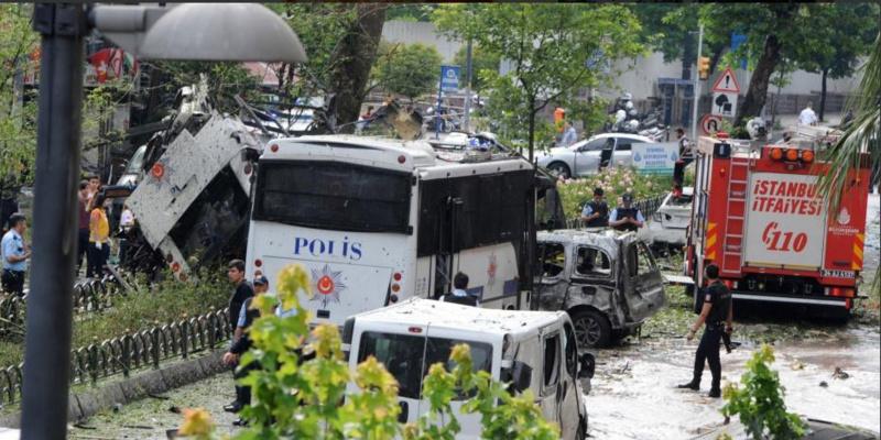 Turquie : plus de 10 morts dans un attentat à Istanbul