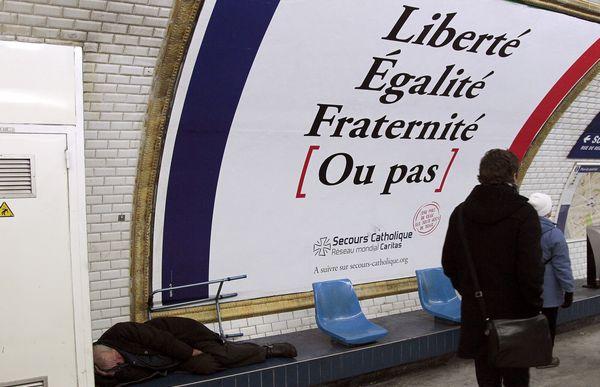 La précarité, nouveau critère de discrimination en France