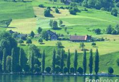 Bürgenstock, ville hôtelière suisse