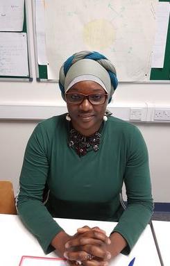 La militante associative Ndella Paye.