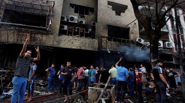 Irak : une fin de Ramadan sanglante à Bagdad, 292 morts