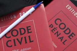 Un examen de droit suscite l'émoi