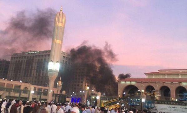 Des attentats-suicides ont été perpétrés à Médine lundi 4 juillet, dans les derniers jours du mois du Ramadan. © HoodMz / Twitter