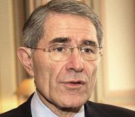 Gérard Mestrallet, président de l'association Paris Europlace