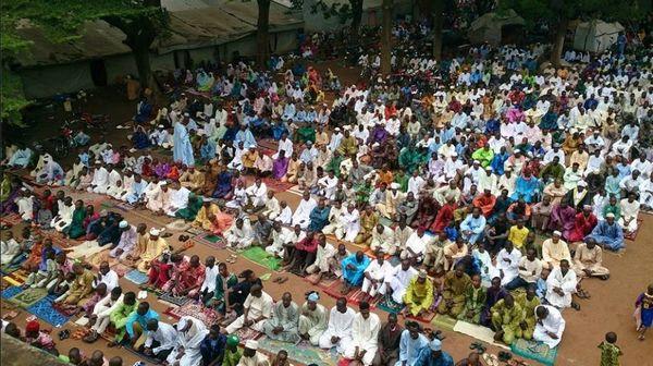 Centrafrique : un Aïd al-Fitr dans la concorde à Bangui