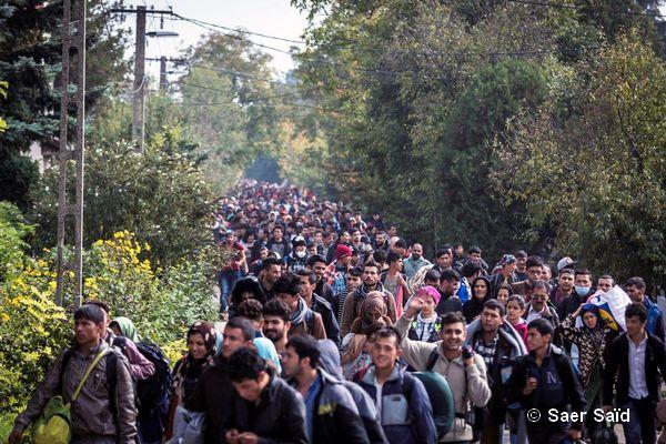 L'amalgame réfugiés-terrorisme très répandu en Europe