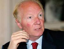 Brice Hortefeux, ministre de l'Immigration et de l'Identité nationale