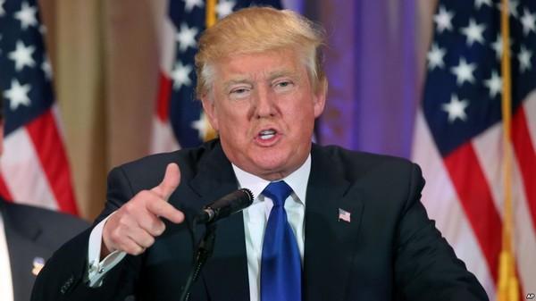 Etats-Unis : Donald Trump officiellement désigné par les Républicains