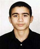 Omar Khadr, prisonnier canadien à Guantanamo depuis 2002