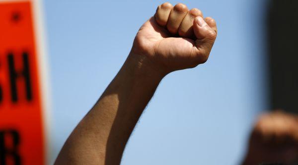Saint-Etienne-du-Rouvray : notre déclaration d'insoumission est proclamée