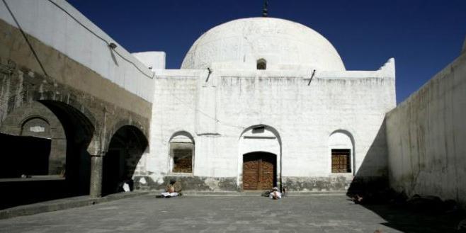 Yemen : une mosquée du 16e siècle réduite en poussière