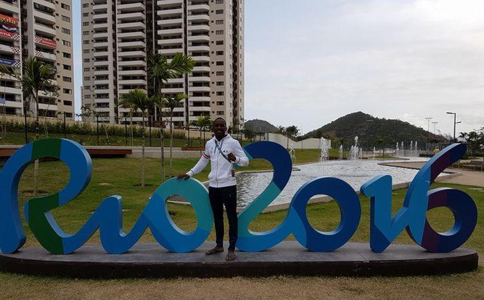 A 25 ans, Souleymane Cissokho participe pour la première fois aux Jeux Olympiques où il va concourir en boxe anglaise dans la catégorie des poids moyens (-69 kg).