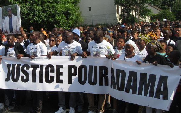 Le corps d'Adama Traoré rapatrié vers le Mali