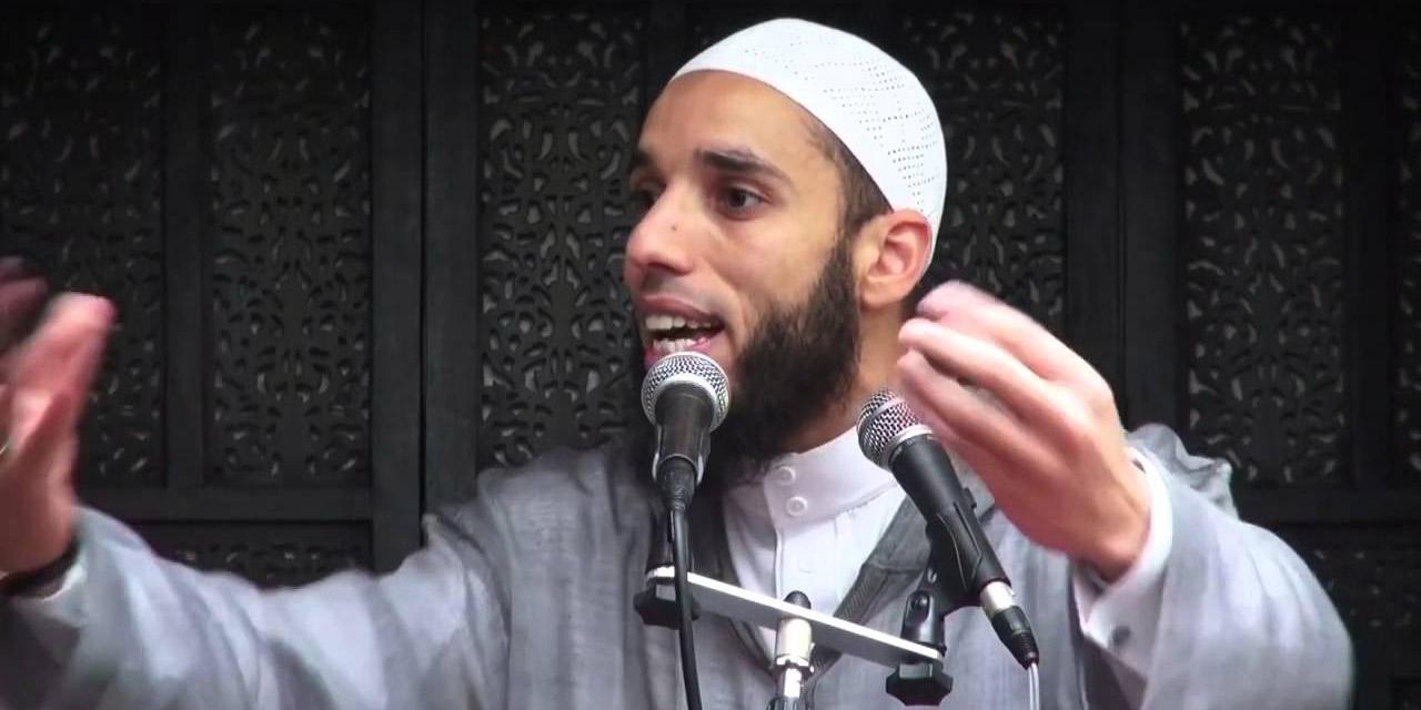 Rachid Abou Houdeyfa, imam de Brest, menacé par l'Etat islamique