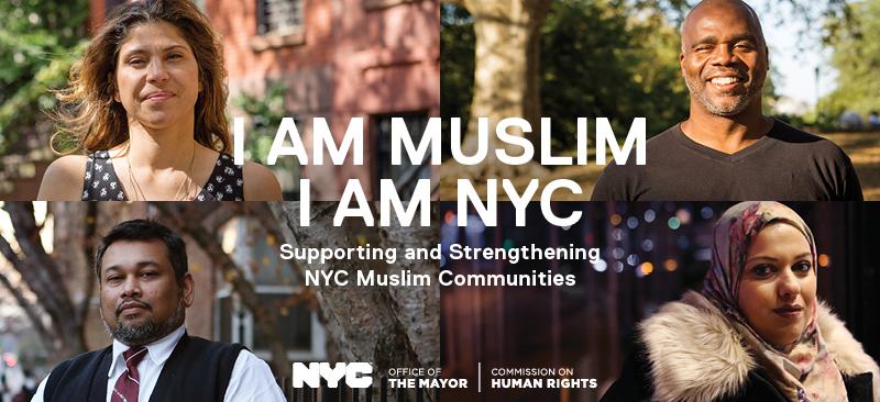#IAmMuslimNYC : la mairie de New York en campagne contre l'islamophobie