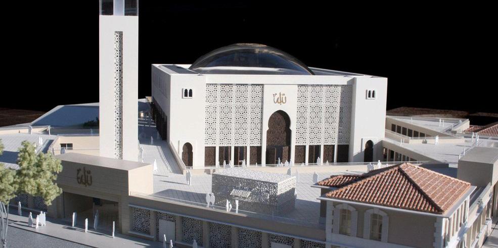 Le projet de Grande Mosquée de Marseille abandonné