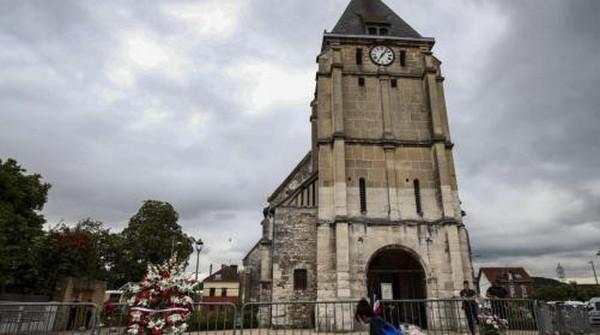 Saint-Etienne-du-Rouvray : l'église purifiée rouvre ses portes