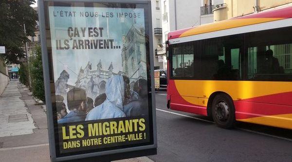 Béziers: le parquet saisi pour la campagne anti-migrants de Robert Ménard