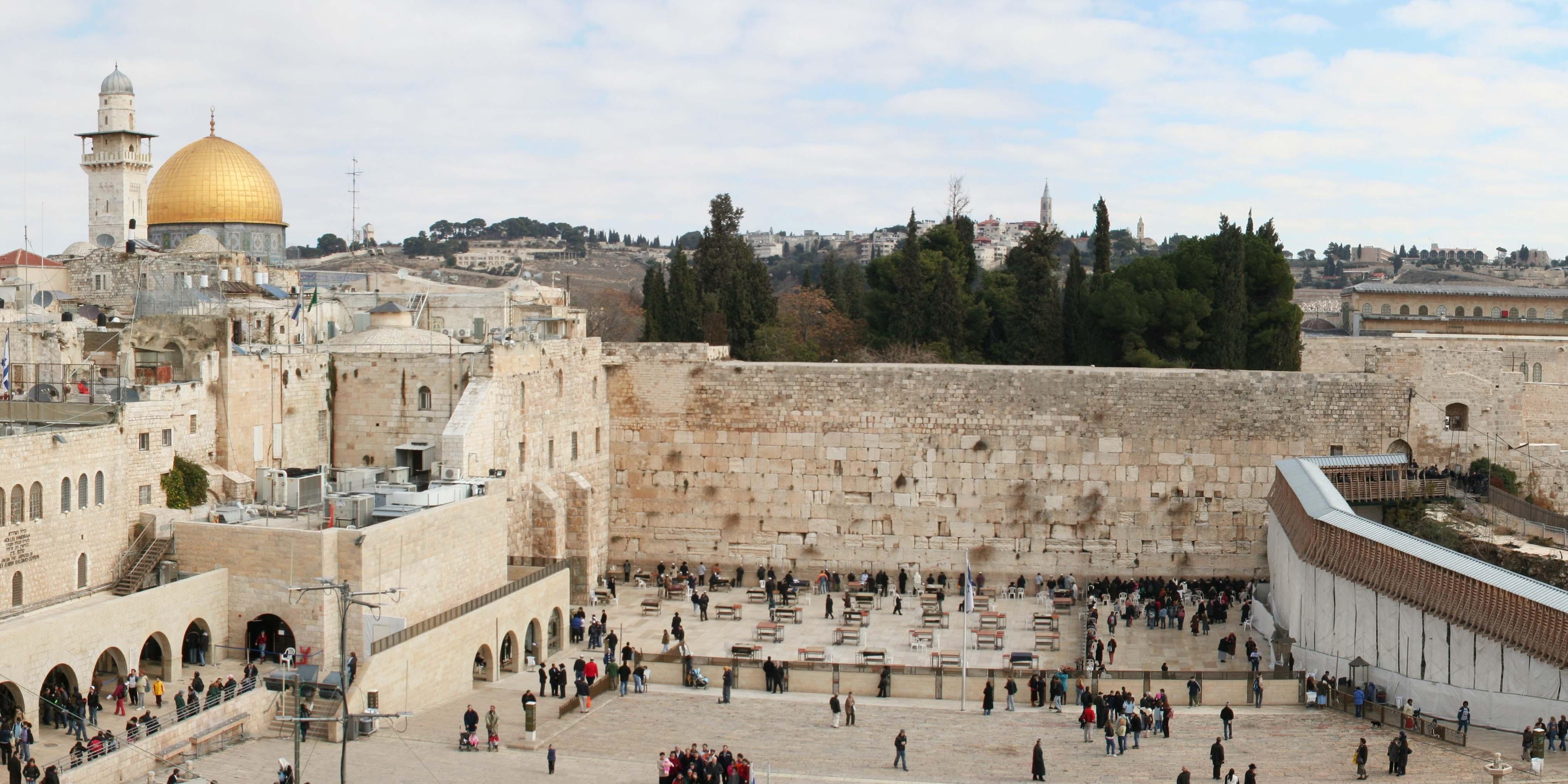 Non, l'Unesco ne remet pas en cause le lien entre Jérusalem et le judaïsme