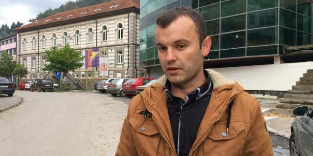 Le Serbe Mladen Grujicic est le premier maire non musulman de Srebrenica depuis 1999.