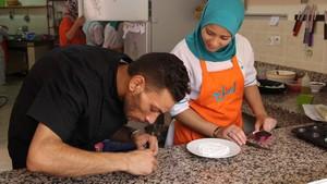 Chef Cuisinier – Association Amal pour les arts culinaires © Sarah Zouak/Lallab