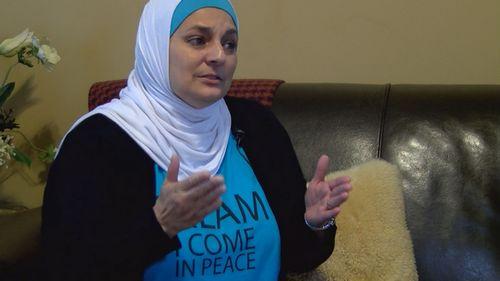Rose Hamid, une mère de famille musulmane expulsée des meetings pré-électoraux de Donald Trump.
