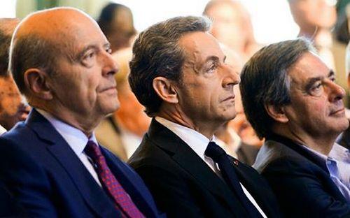 Primaire de la droite : Fillon contre Juppé, Sarkozy hors-jeu