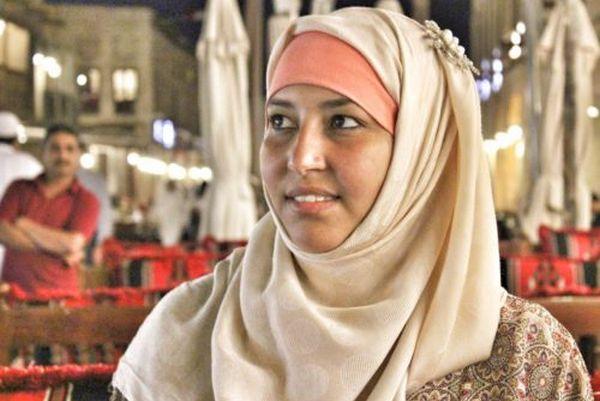 Nour El Iman Kaddouri est membre fondatrice de l'Organisation musulmane des acteurs de santé (OMAS). © Lallab