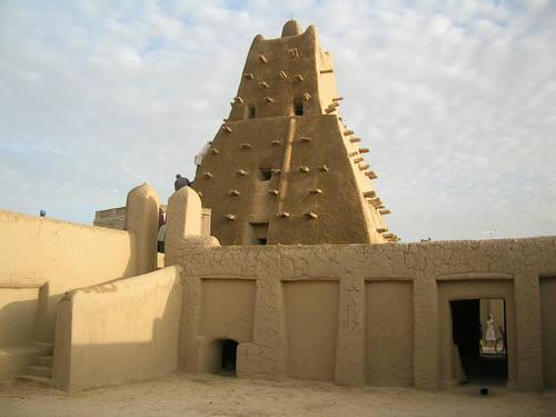 Tombouctou (Mali), © Unesco/Francesco Bandarin.