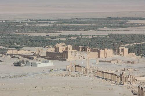 Palmyre (Syrie), © Unesco/Ron Van Oers.
