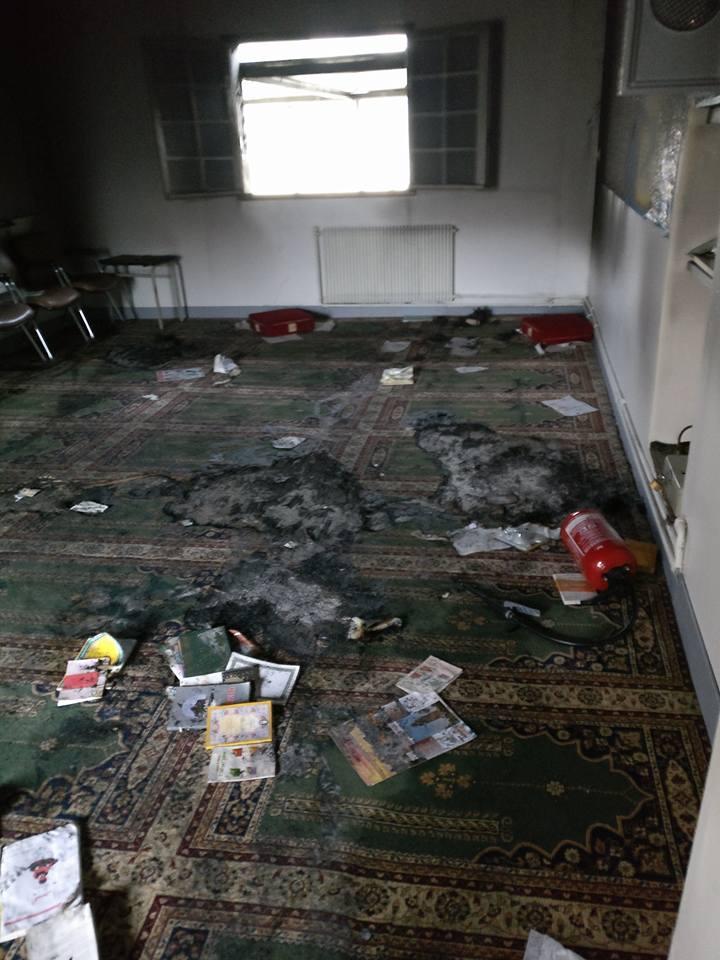 Une salle de prière musulmane de Château-Thierry dans l'Aisne a été visé par un incendie criminel qui a ravagé le lieu de culte dans la nuit de vendredi 16 à samedi 17 décembre.