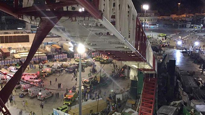 Chute d'une grue à La Mecque : les graves fautes que révèle l'enquête