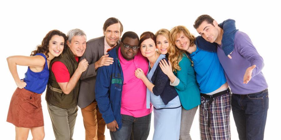 « Nos chers voisins », une série diffusée sur TF1.