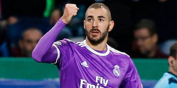Karim Benzema offre à Zinedine Zidane un record d'invincibilité
