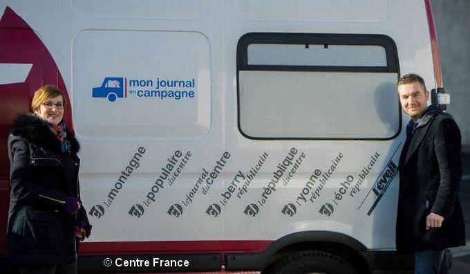 Itinérance présidentielle : un périple en camion à la rencontre des citoyens