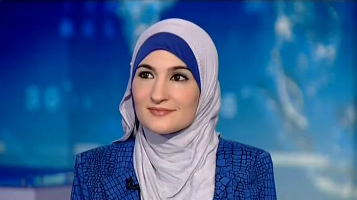 Linda Sarsour, directrice exécutive de l'Association arabo-américaine de New York, est une des leaders de la Women's March.