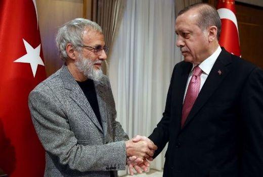 Yusuf Islam obtient le soutien d'Erdogan pour financer une mosquée