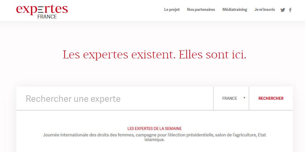 « Les expertes », un annuaire aux médias qui s'ouvre à l'international