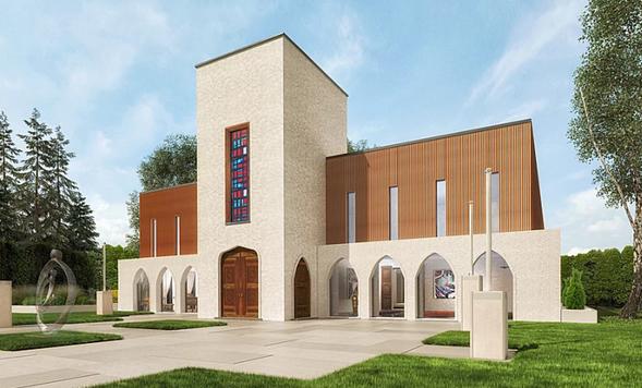 Un projet de mosquée de Dammartin-en-Goële a été présenté dimanche 26 mars auprès des habitants de cette commune de Seine-et-Marne.