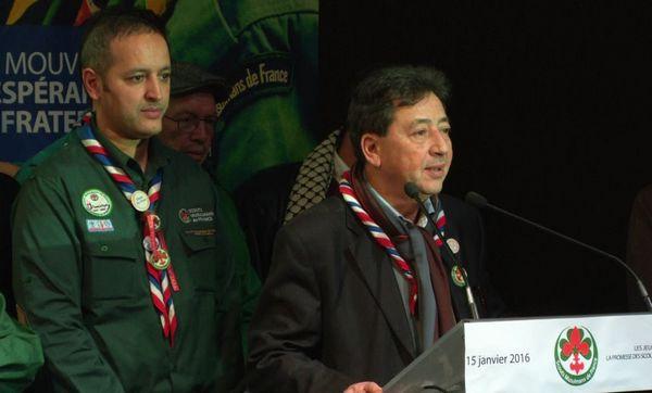 Un partenariat signé entre les scouts musulmans et la Fondation de l'islam de France