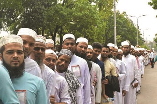 Bangladesh : une marche contre l'extrémisme rassemble 100 000 religieux musulmans